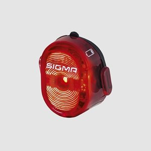 Baklampa Sigma Nugget II Flash
