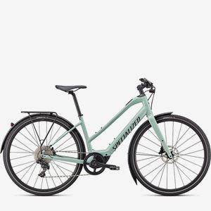 Elcykel Specialized Vado SL ST 4.0 EQ White Sage/Black Reflective 2021
