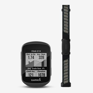 Garmin Edge 130 Plus Bundle GPS