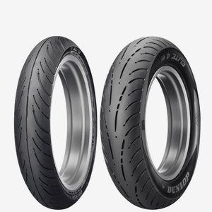 Dunlop MC Däck Elite 4 150/80B16 77H TL