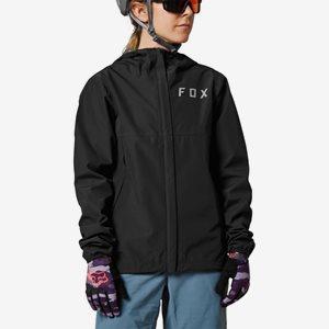 Cykeljacka Fox Women's Ranger 2.5L Water Jacket Svart