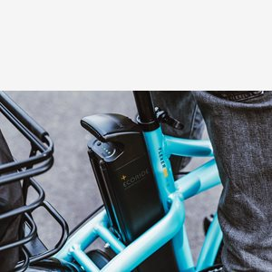 Elcykelbatteri EcoRide Greenway 36V 16Ah