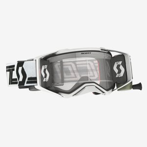 Scott Crossglasögon Prospect Super WFS Vit/Svart
