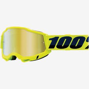 100% Crossglasögon Accuri 2 Gul