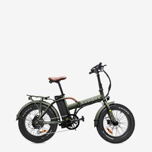 Rawbike 4X Army Green