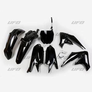Ufo Plastkit YZ250F/YZ450F Svart