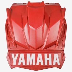 Yamaha SR Viper Stänklapp Röd