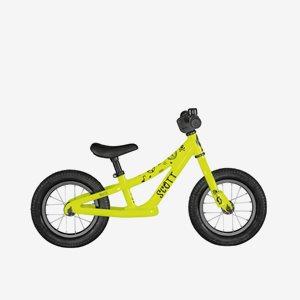 Balanscykel Scott Roxter Walker 12 Tum Yellow 2021