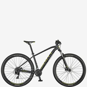 MTB Scott Aspect 760 Black/Grey/Yellow 2021