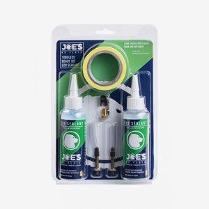 Tubeless Ready Kit Joe's Eco Sealant 25mm