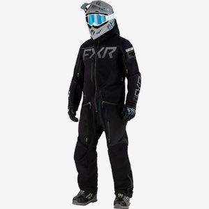 FXR Skoteroverall Ranger Instinct Lite 22 Svart