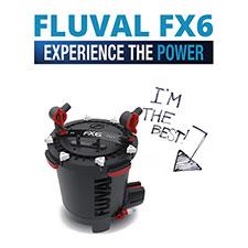 Guide för underhåll & Service: Fluval FX6