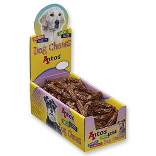 Hundsnacks korv av lamm 5-6 cm - [100-pack]