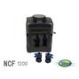 Aqua Nova - NCF-1200 - Ytterfilter - 1200 l/h