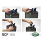 Aqua Nova - NCF-1500 - Ytterfilter - 1500 l/h