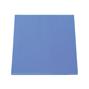 Blå finporig filtermatta - 50x50x5 cm - 30 PPI