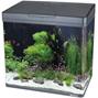 Boyu - 45L Akvarium med LED - 48x25x49  - Svart