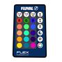 Fluval Flex - 57L - Nanoakvarium - Svart