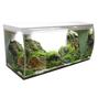 Fluval Flex Akvarium - 123 liter - Vit