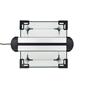 Nanoakvarium med LED - 20L - 25x25x30