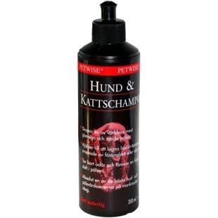 Petwise Premium Hund & Kattschampo - 350 ml
