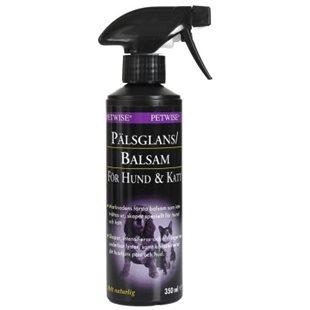 Petwise Pälsglans/Balsam Hund & Katt - 350  ml