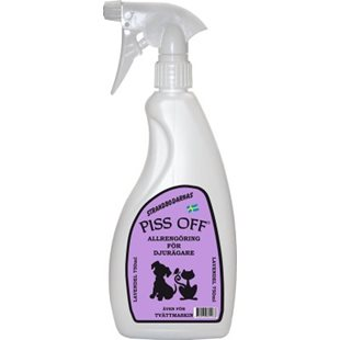 Piss Off Lavendel - 750 ml