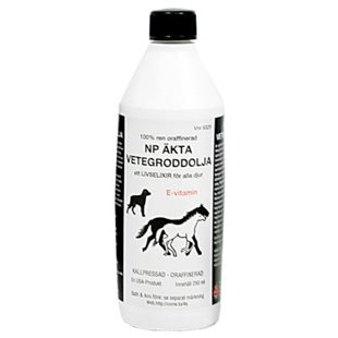 Vetegroddsolja - 250 ml