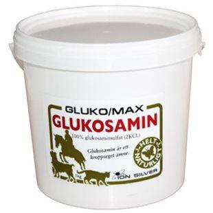 Gluko/Max - 1Kg - Glukosaminsulfat 100%