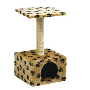 Kattmöbel - Maria - Beige - med Tass