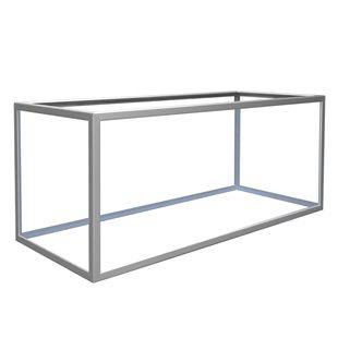 Akvarium - 45 liter - Aluminium - 50x30x30