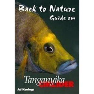 Tanganyika Ciklider Guide - A.Konings