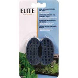 Elite Stingray 15 - Filterkassett - Zeolit/Kol
