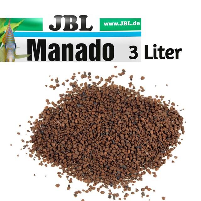 JBL Manado - Akvariegrus - 3 liter