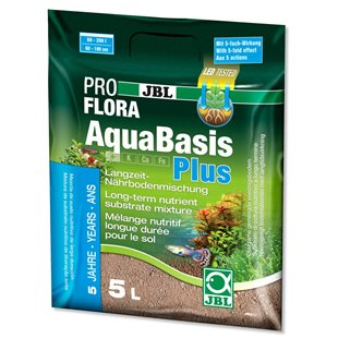 Jbl Aquabasis Plus - 5l - Växtnäring.Grus
