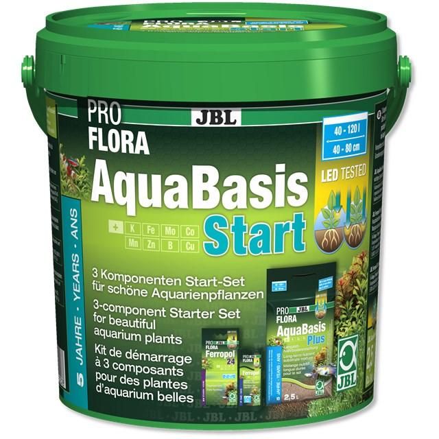 JBL Proflora Startset  - För akvarium 50-100 liter