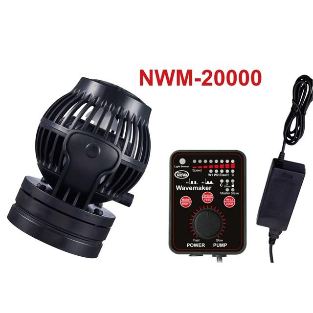 Aqua Nova Wavemaker - 20000 L/H + Styrenhet