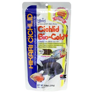 Hikari Cichlid Bio-Gold Plus Mini Pellet - 250 g