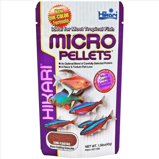 Hikari Micro-Pellets - 45 g