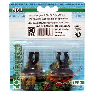 JBL - Sugpropp  med clips 16mm 2-pack