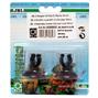 JBL - Sugkopp med clips 16/22 mm - 2-pack