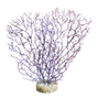 Plastväxt - Fjäderkorall 21 cm