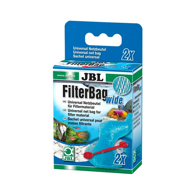 JBL Filterpåse Grovmaskig - 2-pack