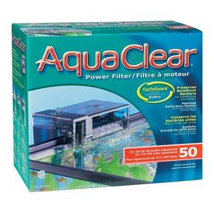 AquaClear 50 Powerfilter - Påhängsfilter