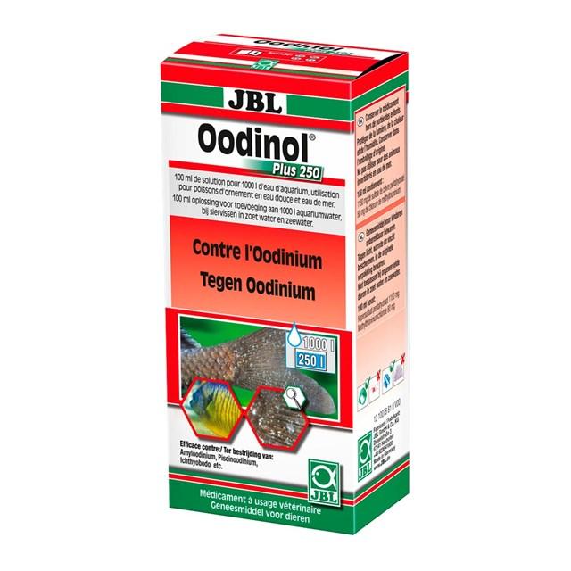 JBL Oodinol plus 250 - Oodinium, Sammetssjuka