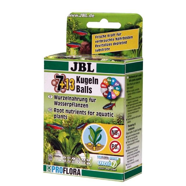 JBL 7+13 Kulor - Växtnäring