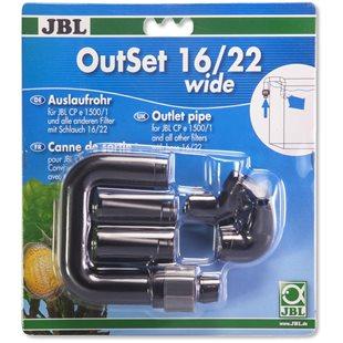 JBL Utblåskit - 16/22 mm (Greenline e1501)