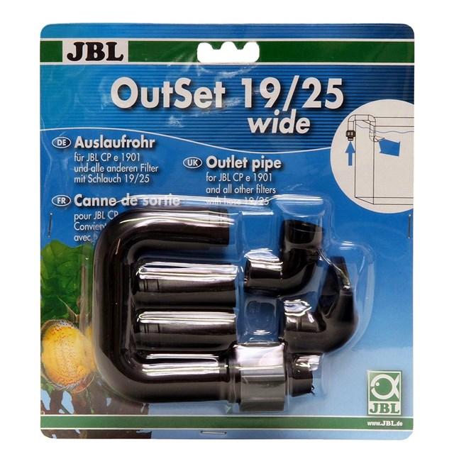 JBL Utblåskit - 19/25 mm