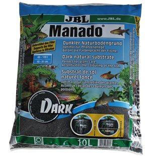 JBL Manado Dark - Bottensubstrat - 10 liter