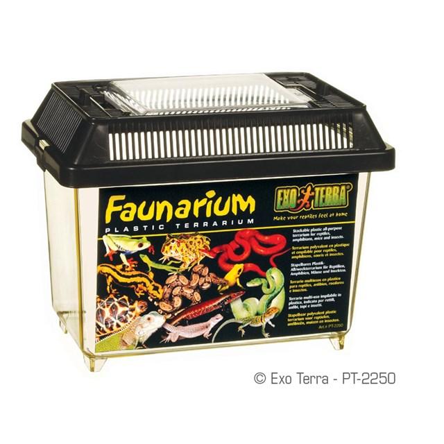 Exo Terra Faunarium - Mini - 18x11x12,5 cm